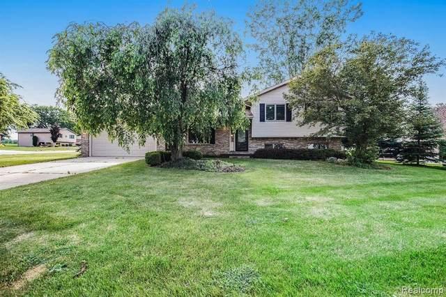 435 Jonathon Dr, Almont, MI 48003 (MLS #2210045629) :: Kelder Real Estate Group