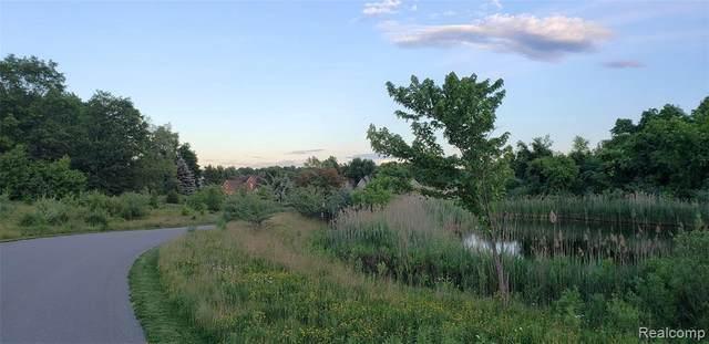 00 Olivia Dr, Milford, MI 48381 (MLS #2210044424) :: Kelder Real Estate Group