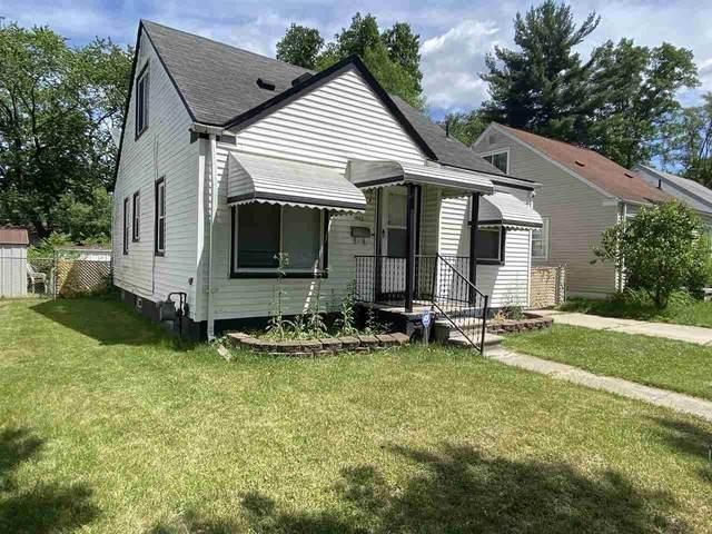 1053 Harrison St, Inkster, MI 48141 (MLS #202101841) :: Kelder Real Estate Group