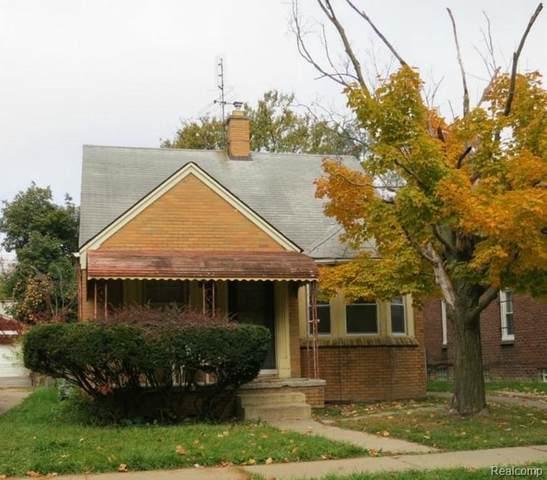 16865 Ferguson St, Detroit, MI 48235 (MLS #2210046229) :: Kelder Real Estate Group