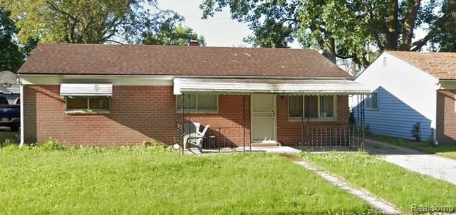 20091 Crisler St, Taylor, MI 48180 (MLS #2210037636) :: Kelder Real Estate Group
