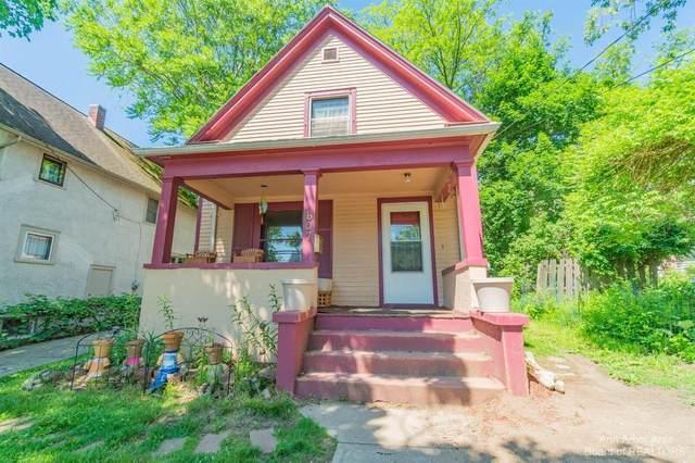 607 Spring, Ann Arbor, MI 48103 (MLS #3281789) :: Kelder Real Estate Group