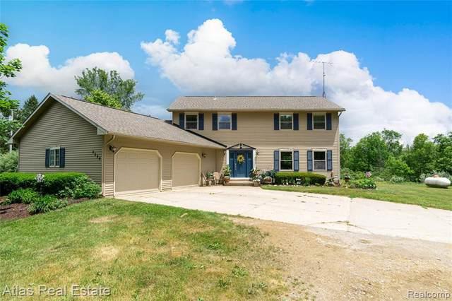 4224 Henderson Rd, Davison, MI 48423 (MLS #2210046427) :: Kelder Real Estate Group