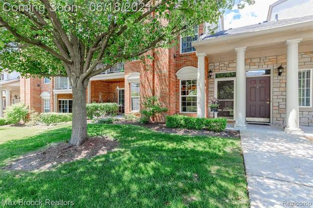 5350 Brookemonte Cir, Rochester, MI 48306 (MLS #2210046079) :: Kelder Real Estate Group