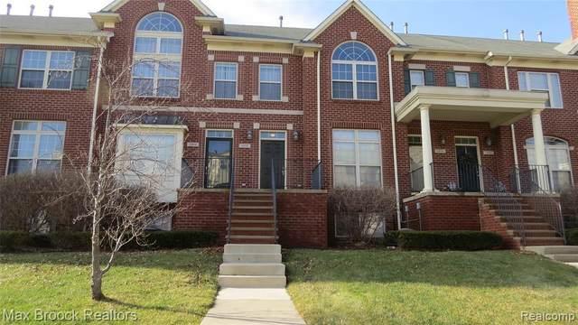 1410 Raliegh Pl, Troy, MI 48084 (MLS #2210046490) :: Kelder Real Estate Group