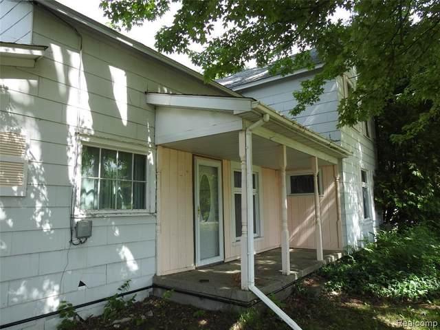128 E Elmwood, Leonard, MI 48367 (MLS #2210045720) :: Kelder Real Estate Group