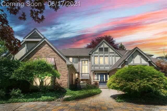 57 Grosse Pines Dr, Rochester Hills, MI 48309 (MLS #2210046290) :: Kelder Real Estate Group