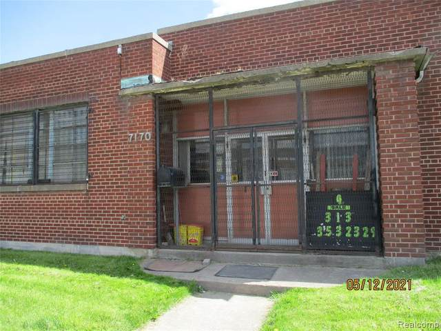 7170 E Mcnichols Rd, Hamtramck, MI 48212 (MLS #2210046803) :: The BRAND Real Estate