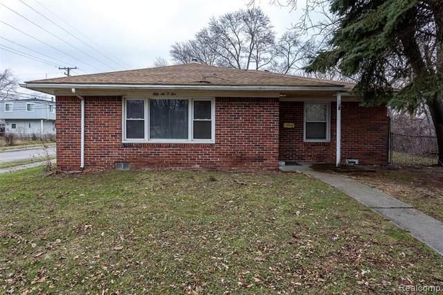 5605 Mayfair St, Dearborn Heights, MI 48125 (MLS #2210046973) :: Kelder Real Estate Group
