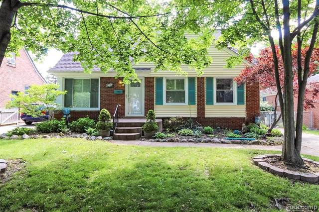 4706 Groveland Ave, Royal Oak, MI 48073 (MLS #2210045408) :: Kelder Real Estate Group
