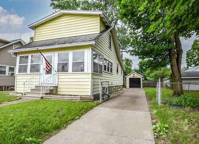 307 E Mcdevitt, Jackson, MI 49203 (MLS #202101933) :: Kelder Real Estate Group
