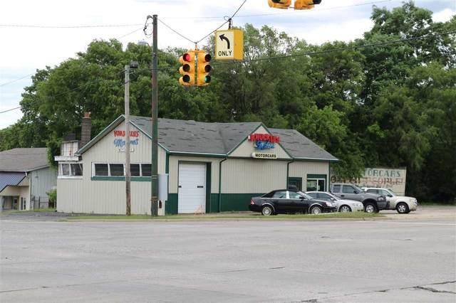 603 E South St, Jackson, MI 49203 (MLS #202101949) :: The Tom Lipinski Team at Keller Williams Lakeside Market Center