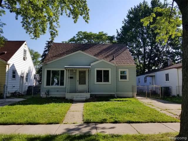 2168 Hartwick Hwy, Lincoln Park, MI 48146 (MLS #2210048934) :: Kelder Real Estate Group