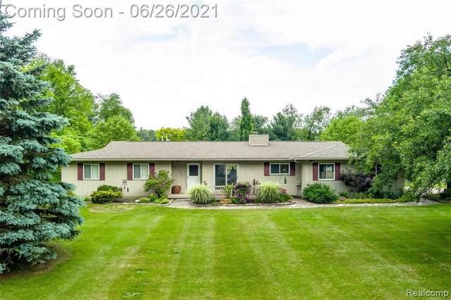 10206 S State Rd, Goodrich, MI 48438 (MLS #2210049267) :: Kelder Real Estate Group