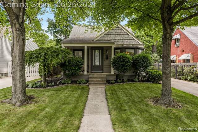 919 N Rembrandt Ave, Royal Oak, MI 48067 (MLS #2210048506) :: Kelder Real Estate Group