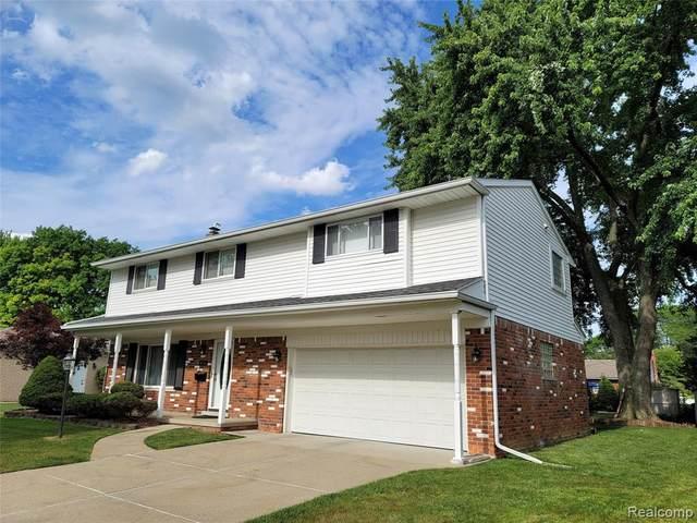 16266 Fairway St, Livonia, MI 48154 (MLS #2210049384) :: Kelder Real Estate Group