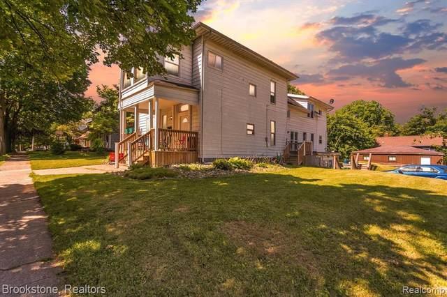 937 N Monroe St, Lapeer, MI 48446 (MLS #2210047630) :: Kelder Real Estate Group