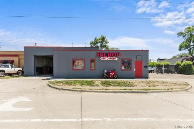 11566 9 MILE RD, Warren, MI 48089 (MLS #2210049527) :: The BRAND Real Estate