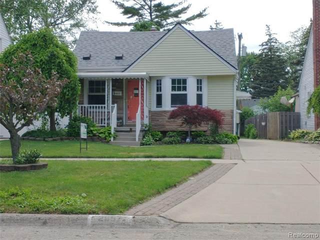 2657 Royal Ave, Berkley, MI 48072 (MLS #2210049667) :: Kelder Real Estate Group
