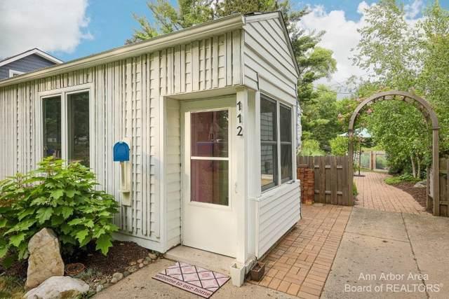 112 Fairview St, Ann Arbor, MI 48103 (MLS #3282115) :: Kelder Real Estate Group