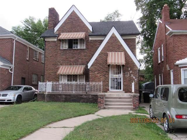 17547 Indiana St, Detroit, MI 48221 (MLS #2210050405) :: The BRAND Real Estate