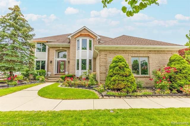 15078 Pine Hill Dr, Shelby Twp, MI 48315 (MLS #2210050488) :: Kelder Real Estate Group