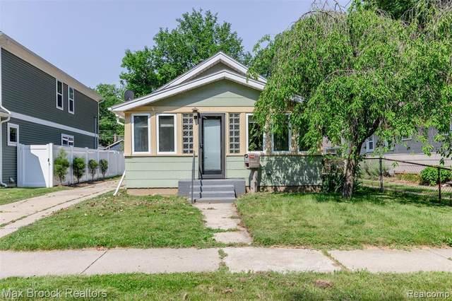 1324 Wyandotte Ave, Royal Oak, MI 48067 (MLS #2210050617) :: Kelder Real Estate Group