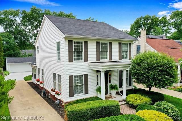 1570 S Bates St, Birmingham, MI 48009 (MLS #2210049833) :: Kelder Real Estate Group