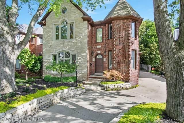 329 Griggs St, Rochester, MI 48307 (MLS #2210050285) :: Kelder Real Estate Group