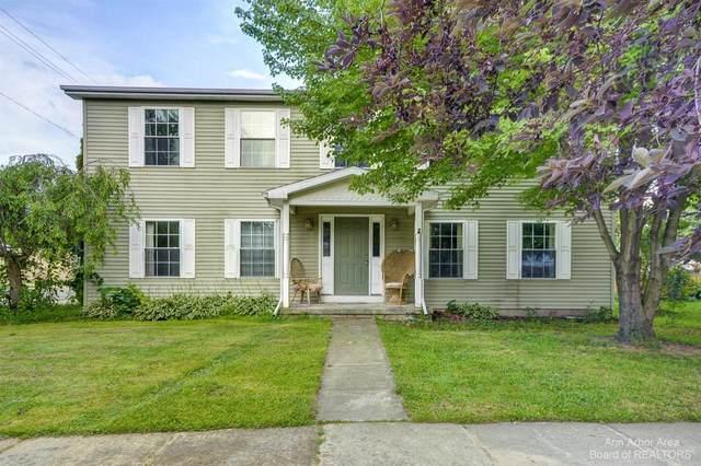196 E Elm St, Petersburg, MI 49270 (MLS #3282191) :: Kelder Real Estate Group