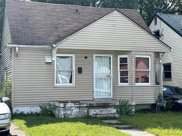 18551 Vaughan St, Detroit, MI 48219 (MLS #2210051776) :: Kelder Real Estate Group