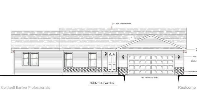 358 Wildflower Lane, Lapeer, MI 48446 (MLS #2210051707) :: Kelder Real Estate Group
