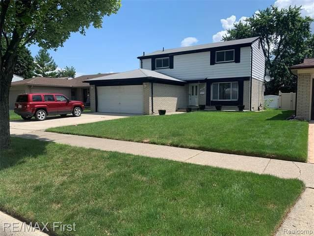 25980 Stratford, Oak Park, MI 48237 (MLS #2210051837) :: Kelder Real Estate Group