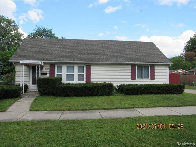 5917 Ziegler St, Taylor, MI 48180 (MLS #2210051876) :: Kelder Real Estate Group