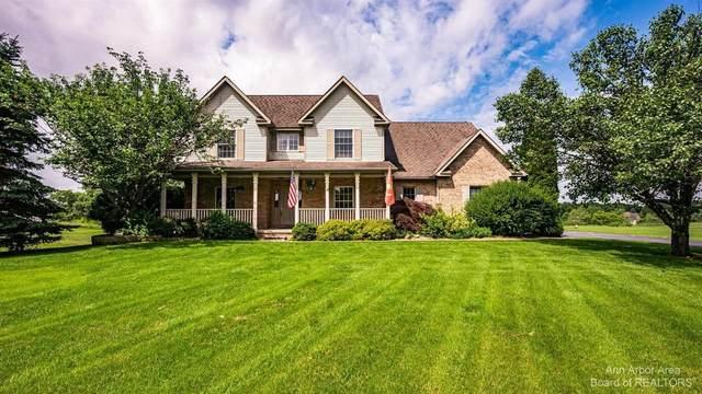 8463 Trail Rdg, Dexter, MI 48130 (MLS #3281913) :: Kelder Real Estate Group