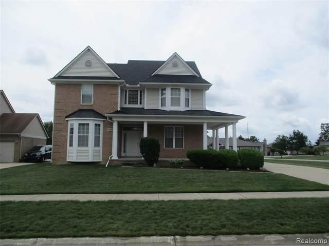 11392 Ash Grove Dr, Washington, MI 48094 (MLS #2210051962) :: Kelder Real Estate Group