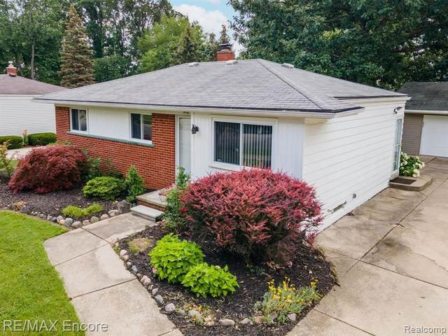 1418 Boyd St, Troy, MI 48083 (MLS #2210051325) :: Kelder Real Estate Group