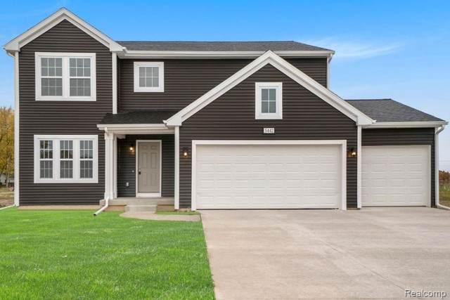 9324 Pine Walk Pass, Linden, MI 48451 (MLS #2210052000) :: Kelder Real Estate Group