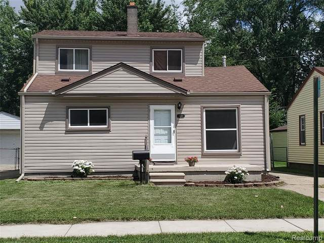 633 E Harwood Ave, Madison Heights, MI 48071 (MLS #2210052093) :: Kelder Real Estate Group