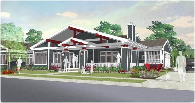 4224 Duck Dr #5, Ann Arbor, MI 48103 (MLS #3282259) :: The BRAND Real Estate