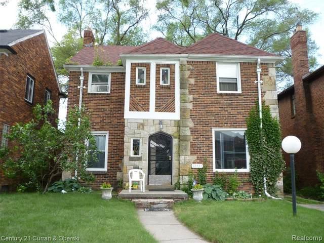 17511 Ohio St, Detroit, MI 48221 (MLS #2210052139) :: Kelder Real Estate Group