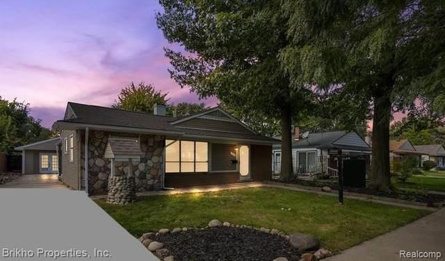 6840 Harding St, Taylor, MI 48180 (MLS #2210052204) :: Kelder Real Estate Group