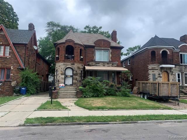 17590 Stoepel St, Detroit, MI 48221 (MLS #2210052323) :: The BRAND Real Estate
