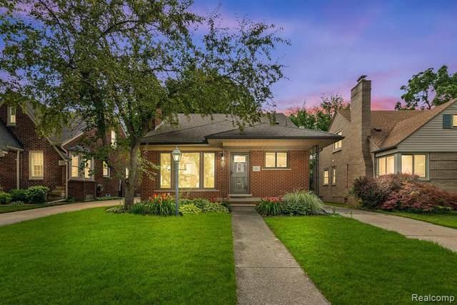 837 N Melborn St, Dearborn, MI 48128 (MLS #2210052570) :: Kelder Real Estate Group