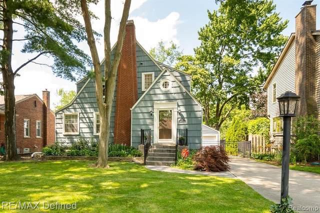 202 Potawatomi Blvd, Royal Oak, MI 48073 (MLS #2210052587) :: Kelder Real Estate Group