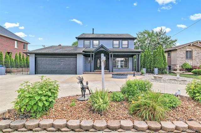 388 N Charlesworth St, Dearborn Heights, MI 48127 (MLS #2210048998) :: Kelder Real Estate Group