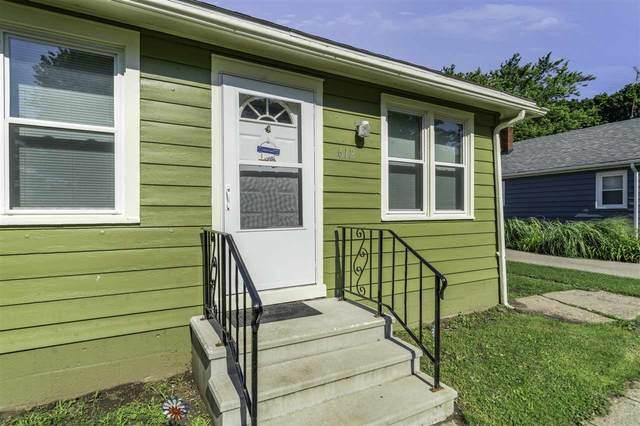 612 Wayne St, Jackson, MI 49202 (MLS #202102116) :: Kelder Real Estate Group