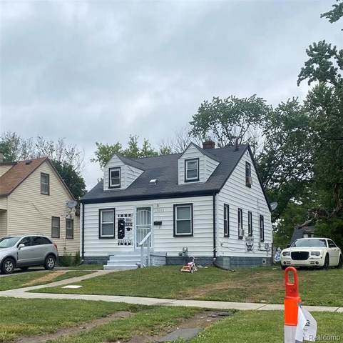 15003 Lappin St, Detroit, MI 48205 (MLS #2210052952) :: Kelder Real Estate Group
