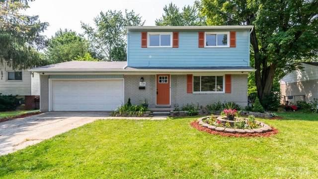 1725 Dover Ct, Ypsilanti, MI 48198 (MLS #3282325) :: Kelder Real Estate Group