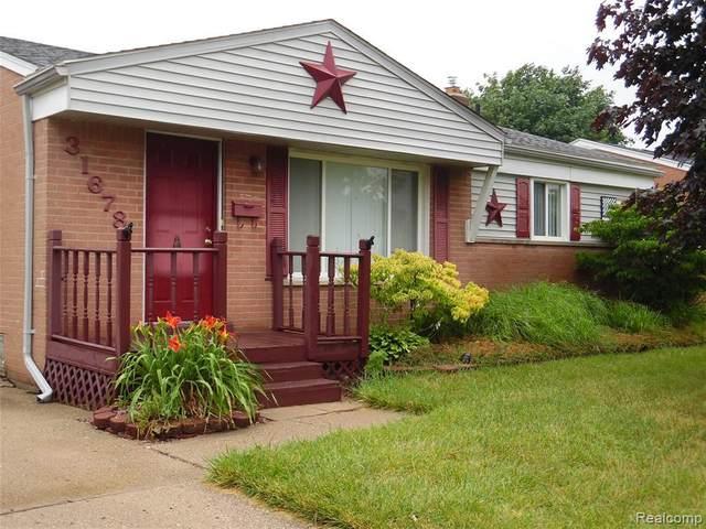 31678 Ann Arbor Trail, Westland, MI 48185 (MLS #2210048657) :: Kelder Real Estate Group